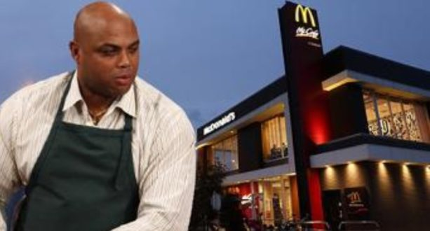 Charles Barkley Ate McDonald's on the Reg at Practice