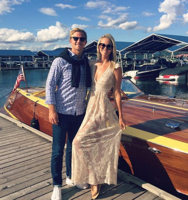 Jimmy Clausen's Wife is Sizzling on Instagram