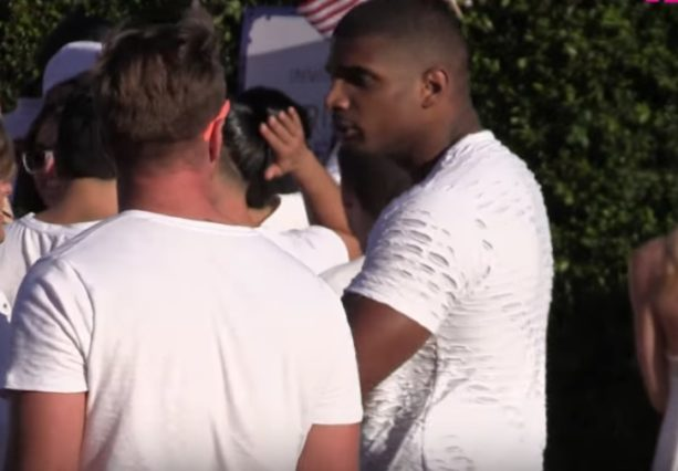 Michael Sam Partied like an NFL'er on 4th of July