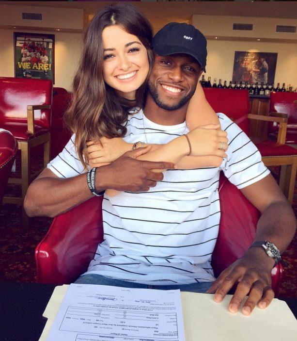 Torii Hunter's Son Engaged to Model