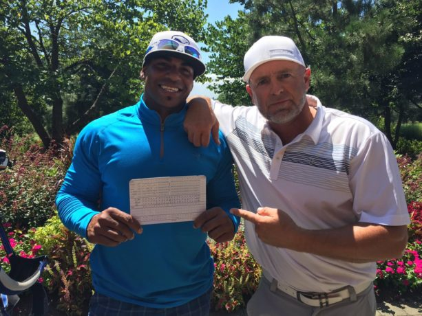 Mets ask Yoenis Cespedes to Not Golf while On DL
