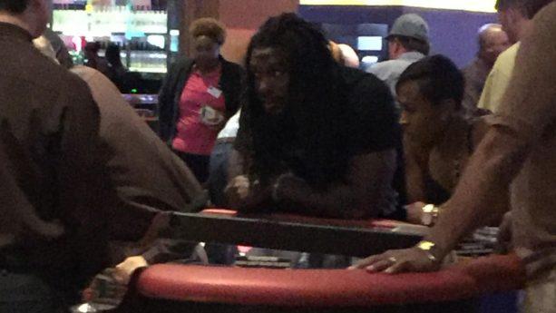 Jadeveon Clowney Spotted Gambling At Casino