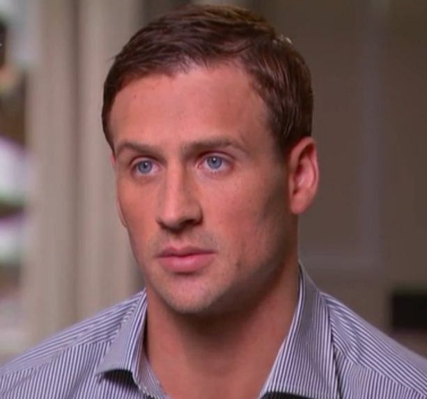 Ryan Lochte S Hair Dye Job Was The Worse Than His Lies Terez