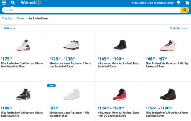 8108bafc217229 Social Media Reacts to Air Jordans on Sale at Walmart ⋆ Terez Owens ...
