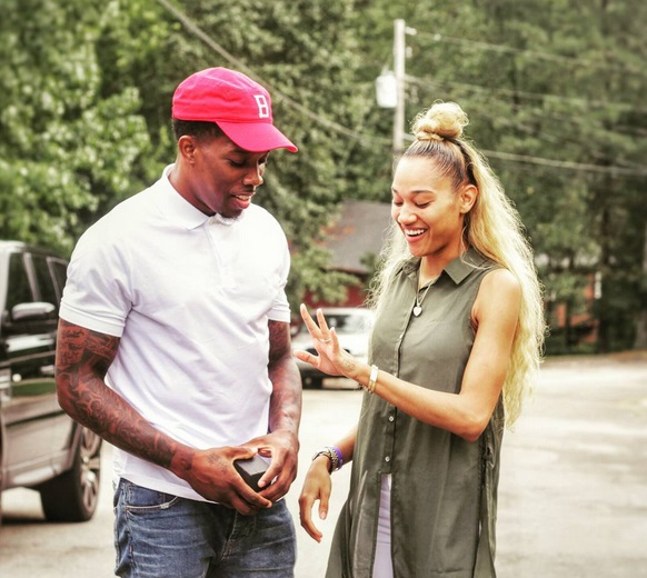 Suns Point Guard Gets Engaged