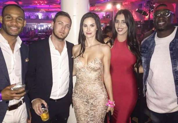 Ballers & Playmates Take Over Maxim's Hot 100