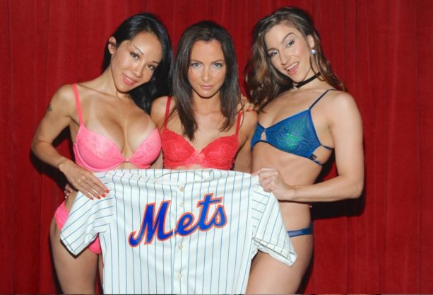 New York Strippers Ready For Subway Series