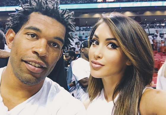 Julius Peppers Baby Mama is Straight Fire