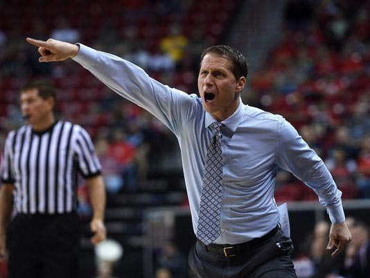 Nevada Coach Is F***ing Excited